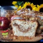 Ciasto z jabłkami i...