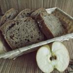 Chleb zytni z rozmarynem