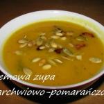 Kremowa zupa marchwiowo-p...