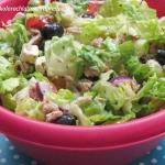Salatka grecka z tunczyki...