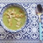 Kremowa zupa ze...