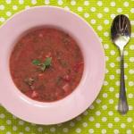 Zupa botwinkowo-pomidorow...