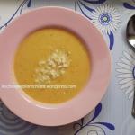 Kremowa zupa z batatow i ...