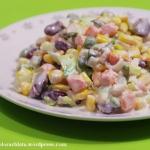 Salatka jarzynowa z piecz...