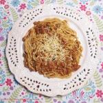 Spaghetti z indyka,...