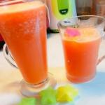 Koktajle marchewkowe