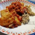 Ryba w pomidorach