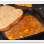 Zupa po meksykańsku