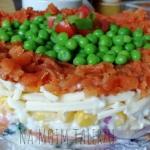 Salatka tortowa
