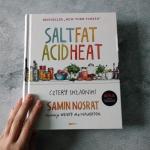 Cudowna książka Salt...