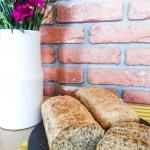 Domowe pieczywo - chleb z...