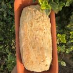 Domowy chleb orkiszowy...