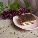 Milky Way - ciasto bez...