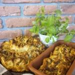 Chlebek ziołowy odrywany