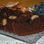 Ciasto czekoladowe z grus...