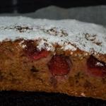 Szybkie ciasto cynamonowe...