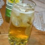 Piwo Somersby z lodem na...