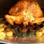 Prosty pieczony kurczak...