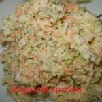 Sałatka coleslaw (dieta...