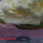 Jogurtowa pianka