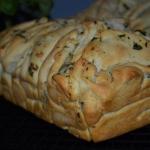 Chleb ziolowy odrywany