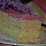 Ciasto piankowe bez piecz...