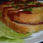 Francuskie tosty z...