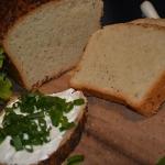 Chleb z dodatkiem majonez...