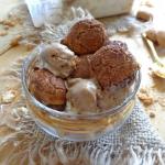 Lody tiramisu z ciasteczk...