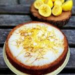 Cytrynowe ciasto z Tapiok...