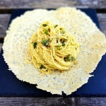Spaghetti with Parmesan, ...