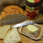Domowy chlebuś z garnka...