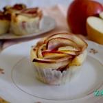 Różyczki z jabłek i...
