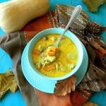 Jesienna zupa curry z...