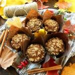 Muffinki dyniowe z zurawi...