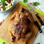 Kurczak faszerowany miese...