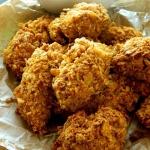 Kurczak pieczony w platka...