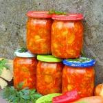 Pomidorowa sałatka z...