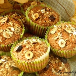 Muffinki marchewkowe z or...