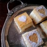 Lekkie ciasto cytrynowe