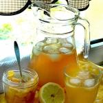 Mrozona herbata z pigwa