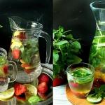 Domowe wody smakowe