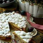 Ciasto waniliowo-kokosowe...