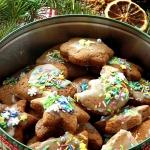 Pierniczki z ziemniakami