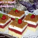 Ciasto z masą...