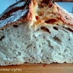 Chleb pszenno-żytni bez...