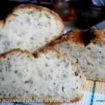 Chleb łychą mieszany...