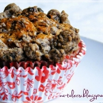 Muffinki kokosowe Oreo