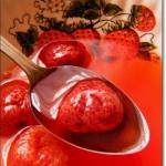 Zupa truskawkowa...