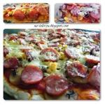 Pizza wiejska